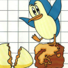 Penguin Land (SMS) game cover art