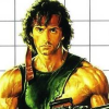 Rambo: First Blood Part II (SMS) game cover art