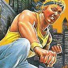 Streets of Rage (Sega Master System) artwork
