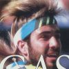 Andre Agassi Tennis artwork