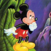 Castle of Illusion starring Mickey Mouse (GG) game cover art