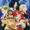 Lunar: Sanposuru Gakuen (GG) game cover art