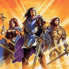 Shining Force: The Sword of Hayja artwork