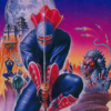Shinobi II: The Silent Fury (GG) game cover art