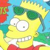The Simpsons: Bart vs. The Space Mutants artwork