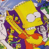 The Simpsons:  Bart vs. The World (GG) game cover art