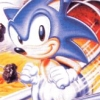 Sonic the Hedgehog Spinball artwork