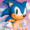 Sonic the Hedgehog (GG) game cover art