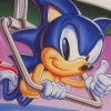 Sonic the Hedgehog 2 (Game Gear) artwork