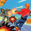 Space Harrier (GG) game cover art