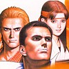 Art of Fighting 3: The Path of the Warrior (ARC) game cover art