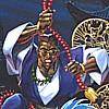 Mystic Warriors artwork