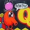 Q*bert artwork