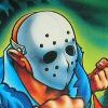Splatterhouse (Arcade) artwork