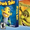 2 in 1 Game Pack: Shrek 2 / Shark Tale (XSX) game cover art