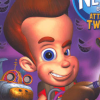 The Adventures of Jimmy Neutron Boy Genius: Attack of the Twonkies (GBA) game cover art