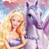 Barbie and the Magic of Pegasus (GBA) game cover art