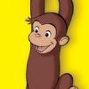 Curious George (GBA) game cover art