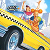 Crazy Taxi: Catch A Ride (GBA) game cover art