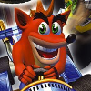 Crash Nitro Kart (GBA) game cover art