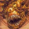 Dungeons & Dragons: Eye of the Beholder (GBA) game cover art