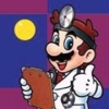 Dr. Mario / Puzzle League (GBA) game cover art