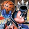 Disney Sports: Basketball (GBA) game cover art