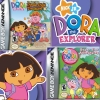 Dora the Explorer Double Pak: Pirate Pig's Treasure & Super Star Adventures artwork
