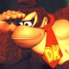 Donkey Kong Country (GBA) game cover art