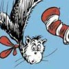 Dr. Seuss' The Cat in the Hat artwork