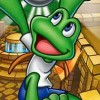 Frogger's Journey: The Forgotten Relic (GBA) game cover art