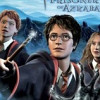 Harry Potter and the Prisoner of Azkaban (GBA) game cover art