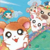 Hamtaro: Rainbow Rescue (GBA) game cover art