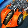 Hot Wheels: Burnin' Rubber artwork