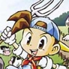 Harvest Moon: Friends of Mineral Town (GBA) game cover art