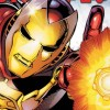 The Invincible Iron Man (GBA) game cover art
