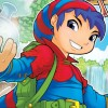 Juka and the Monophonic Menace (GBA) game cover art
