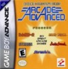 Konami Collector's Series: Arcade Advanced (GBA) game cover art