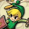 The Legend of Zelda: The Minish Cap (GBA) game cover art