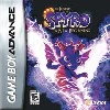 The Legend of Spyro: A New Beginning (GBA) game cover art