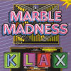 Marble Madness / Klax (GBA) game cover art