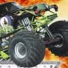 Monster Jam: Maximum Destruction (GBA) game cover art