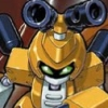 Medabots AX Metabee Ver. artwork