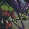 Metroid Fusion (GBA) game cover art