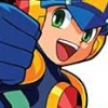 Mega Man Battle Network 3 White artwork