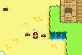 Honestgamers Mario Luigi Superstar Saga Game Boy Advance