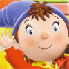 Noddy: A Day in Toyland (GBA) game cover art