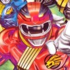 Power Rangers: Wild Force artwork