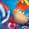 Rayman 3 (GBA) game cover art