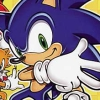 Sonic Advance 3 artwork